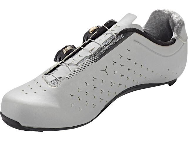Northwave Revolution 2 Chaussures Homme, silver reflective